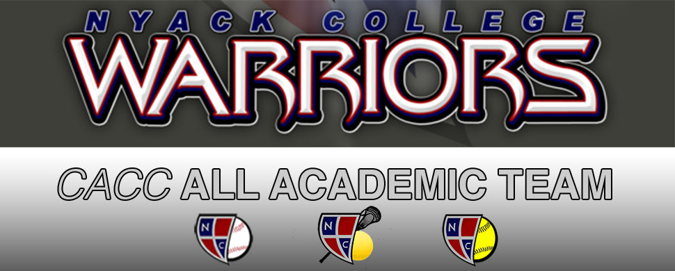 Five Warriors Named to CACC Spring All-Academic Team