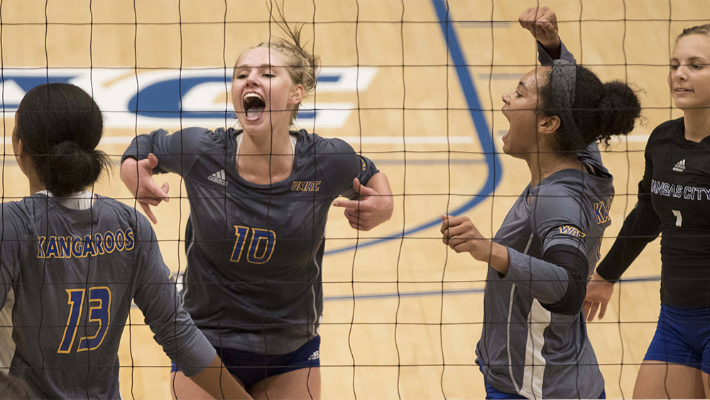 This Week in WAC Volleyball - Oct. 1