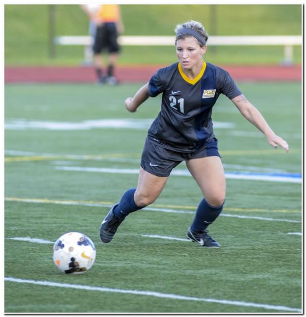 Lions' women's soccer drops road match-up at Muskingum University, 3-0
