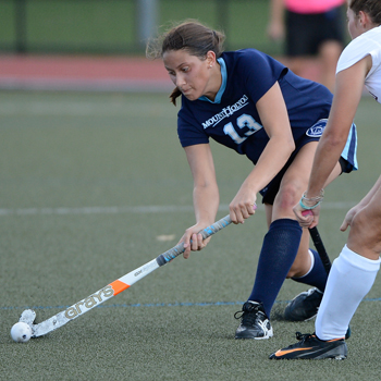Field Hockey Dominates in 7-1 Win at Nichols