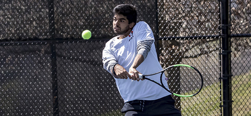 Decisive match goes to Newberry in 4-3 win over #35 Pioneers