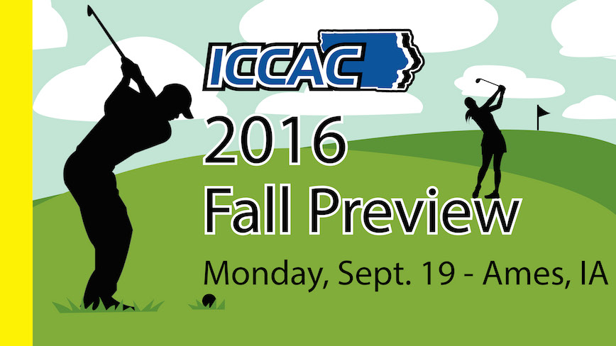 Photo for 2016 ICCAC Golf Preview Results