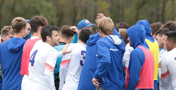 2017-18 Stories of the Year (No. 5): Men's Soccer wins NACC Title