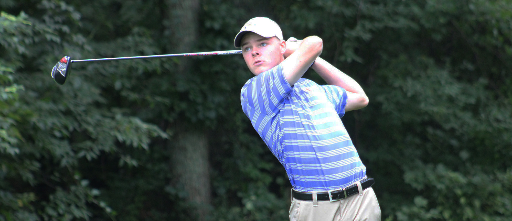 Sophomore Tyler Sinacola finished tied for 32nd in the 87-player field at the Blazer Invitational.