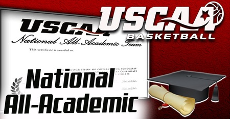 Stanley Named to 2017-18 USCAA All-Academic Team