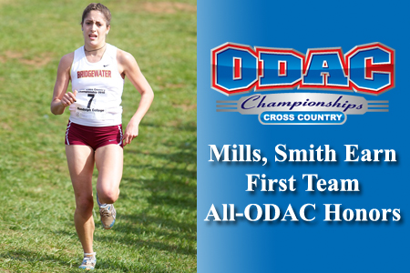 Eagles Finish With Strong Third-Place Showing At ODAC Women's Cross Country Meet