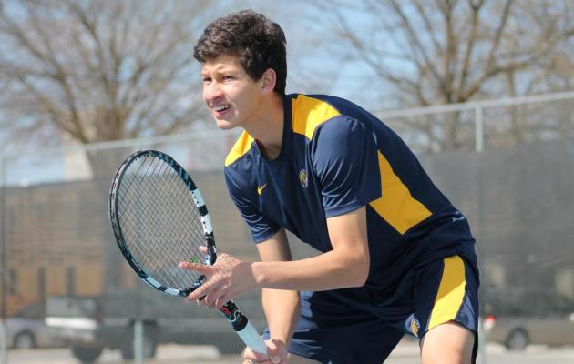 Coker's Marrafao Named Tennis Player of the Week