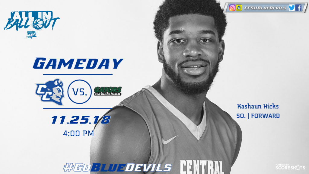 Men's Basketball Returns Home to Host Pine Manor Sunday