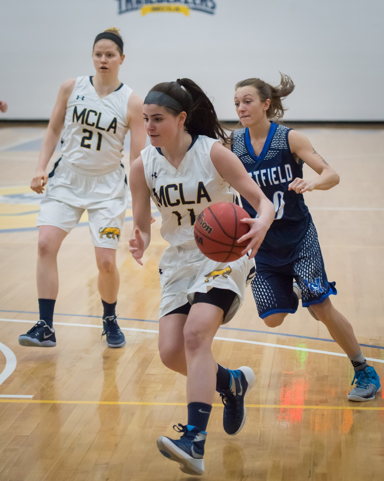 Mattera, Moulton help MCLA women hold off Cobleskill 73-68 in season opener