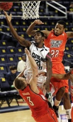 Strong Second Half Lifts CSU Past Old Dominion, 67-55