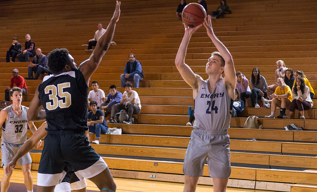Emory Men's Basketball Falls To Chicago