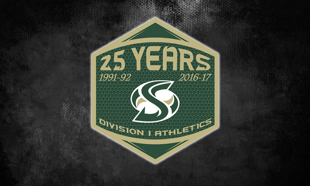HORNET ATHLETICS CELEBRATING 25 YEARS OF DIV. I MEMBERSHIP