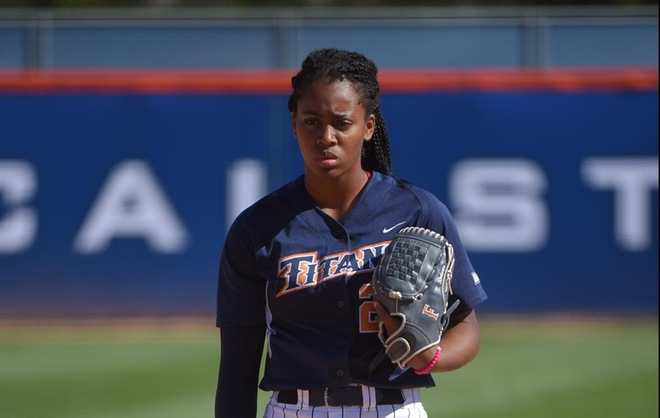 Senior right-handed pitcher Nyah Rodman will be headed to Argentina in January