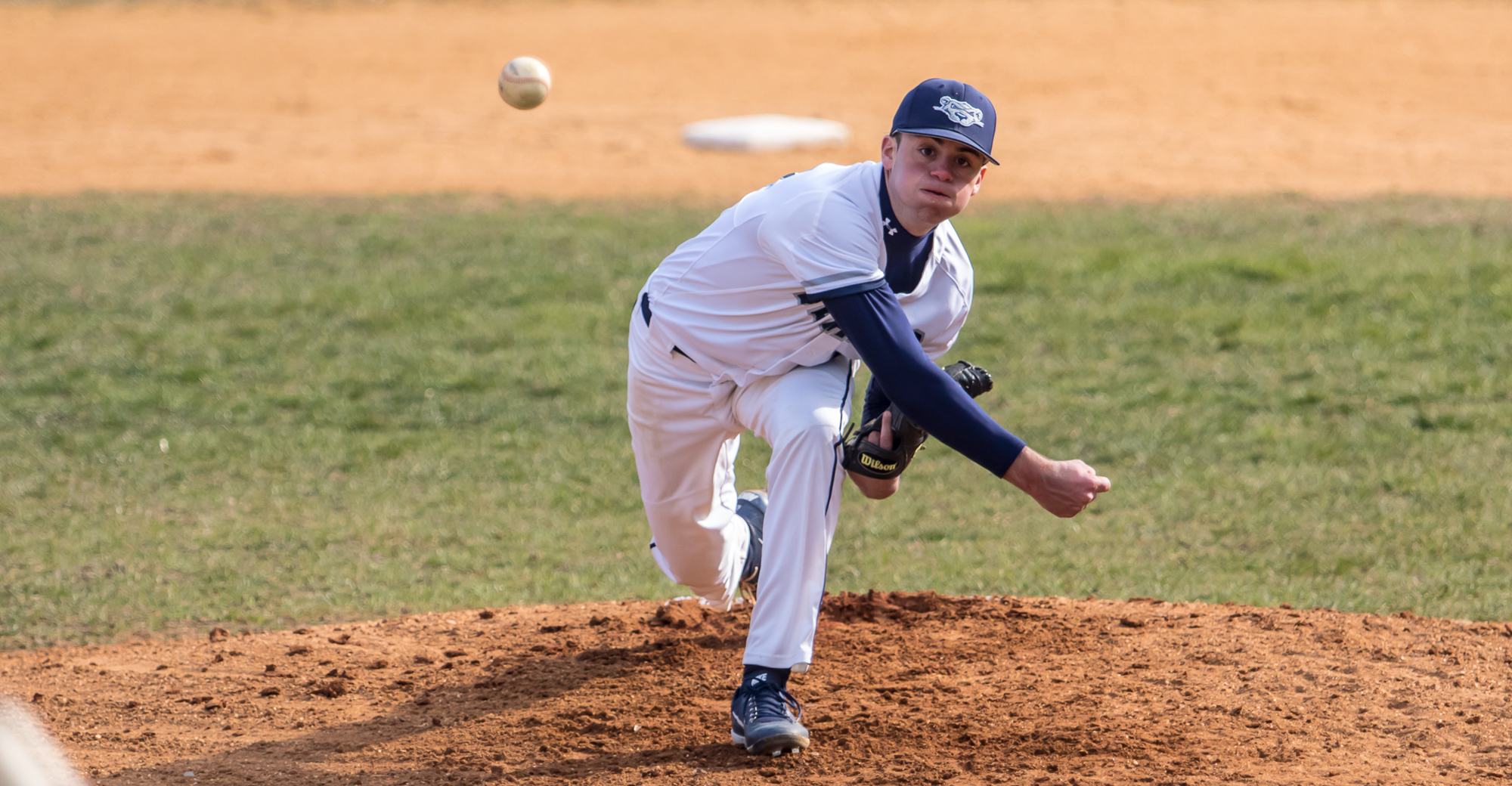 Baseball Snaps Losing Streak at Home Over New Rochelle