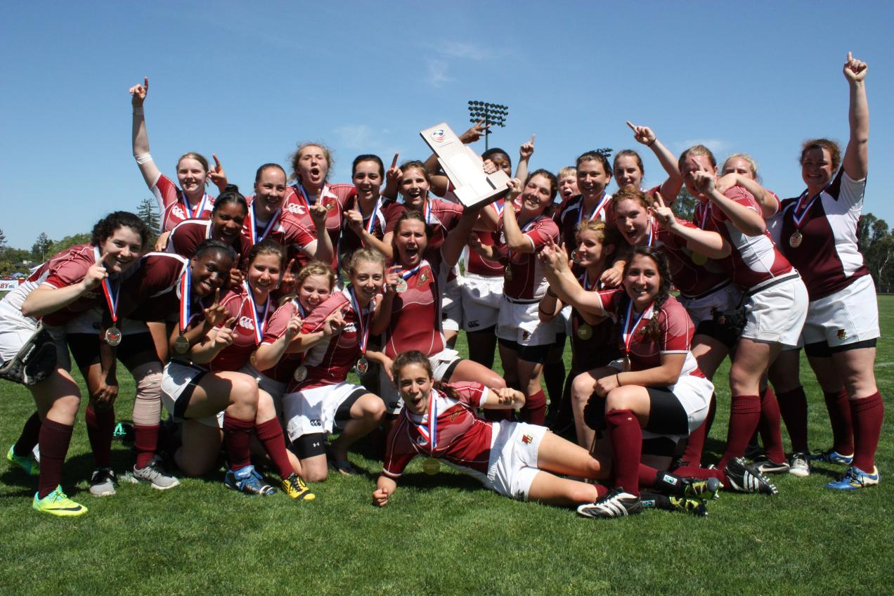 Women's Rugby: Norwich claims USA Rugby DII title