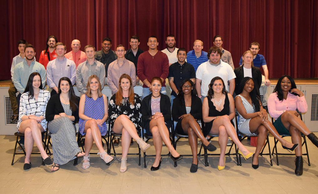 Awards Handed Out at 2017 Mitchell Athletics Senior Banquet