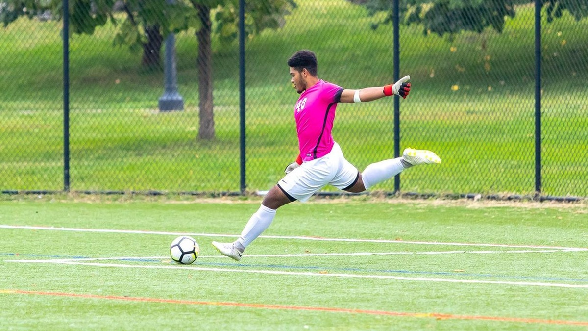 #6 Montclair State Too Much For Men's Soccer