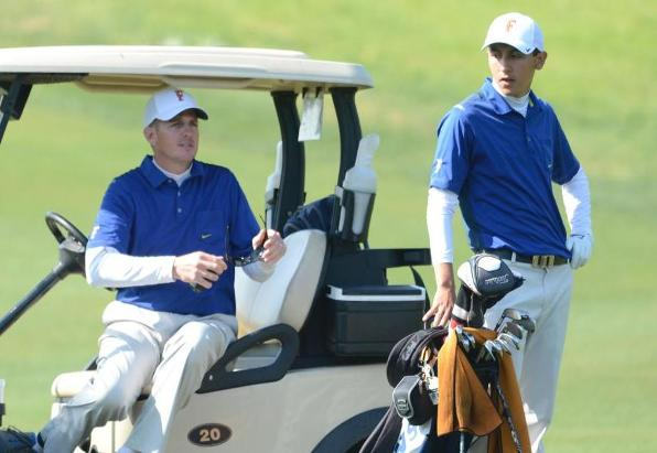 Titans in Third After Two Rounds at Bill Cullum Invitational