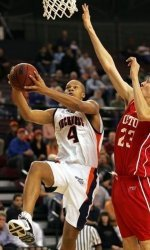 Bucknell Wins First Round Cable Car Classic Thriller