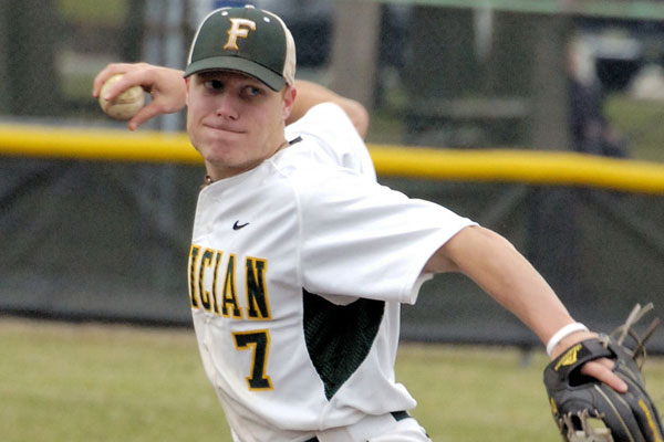 FELICIAN SWEEPS FIRST CACC BASEBALL WEEKLY AWARDS OF SEASON