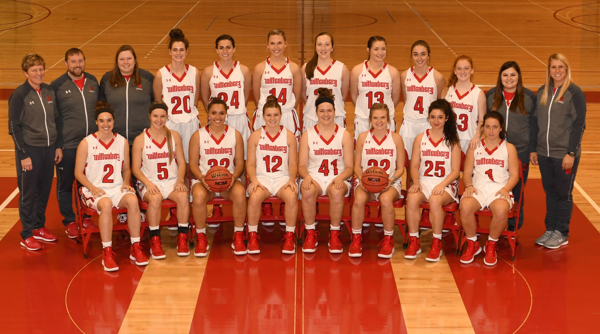 2018-19 Wittenberg Women's Basketball