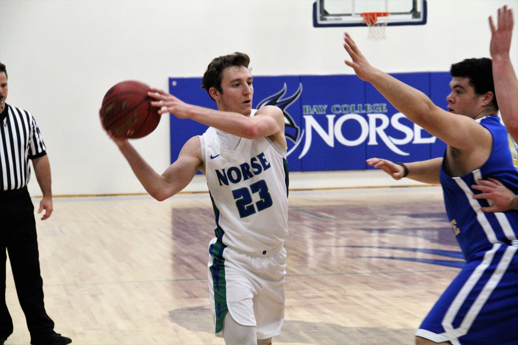 Norse Withstand Late Charge from Buccaneers