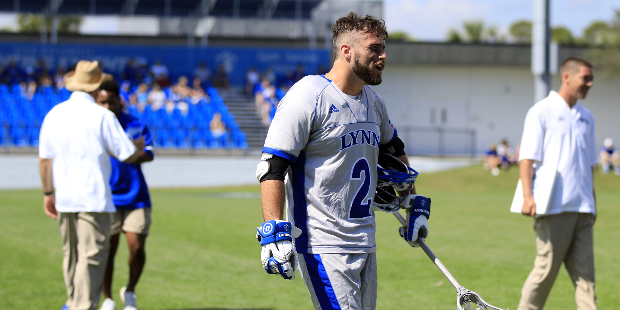 Kalish Selected for USILA Division I/II Senior All-Star Game