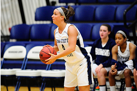 Eagle Lifts Behrend Past Mt. Aloysius