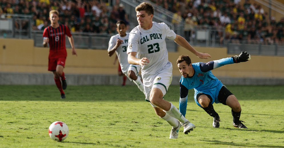 Cal Poly Falls in Overtime to Sacramento State, 3-2
