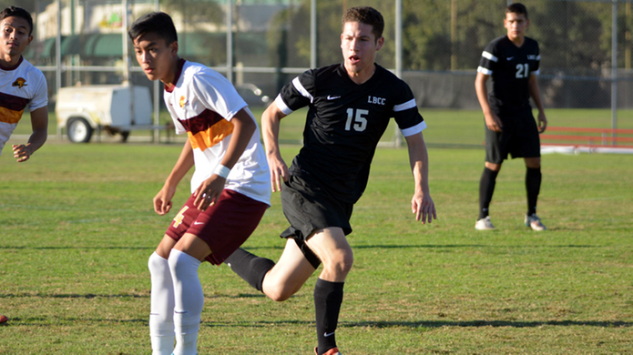 Another Tie For PCC Men's Soccer As Regular Season Ends