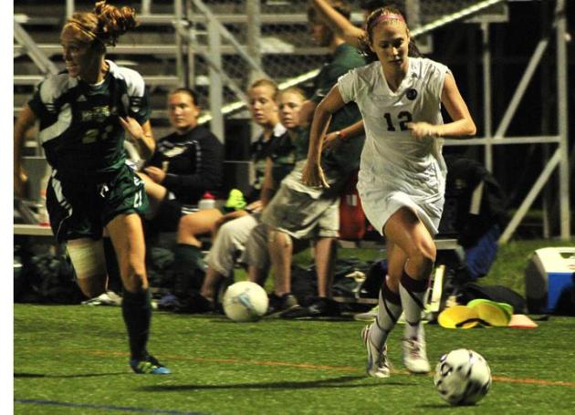Late Tally Lifts Methodist Past Guilford in Home Opener