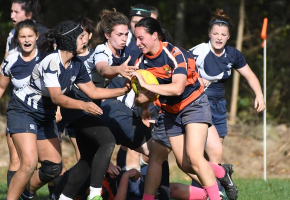 Bears Win Consolation Game at USA Rugby Division II Fall Championship