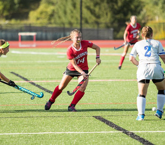 #4 Oneonta Upsets #1 Cortland, Will Face Geneseo in SUNYAC Field Hockey Championship Final