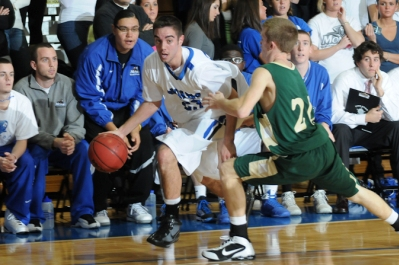 IN THE MEDIA: Monks Basketball Player Tyler Kelley '11