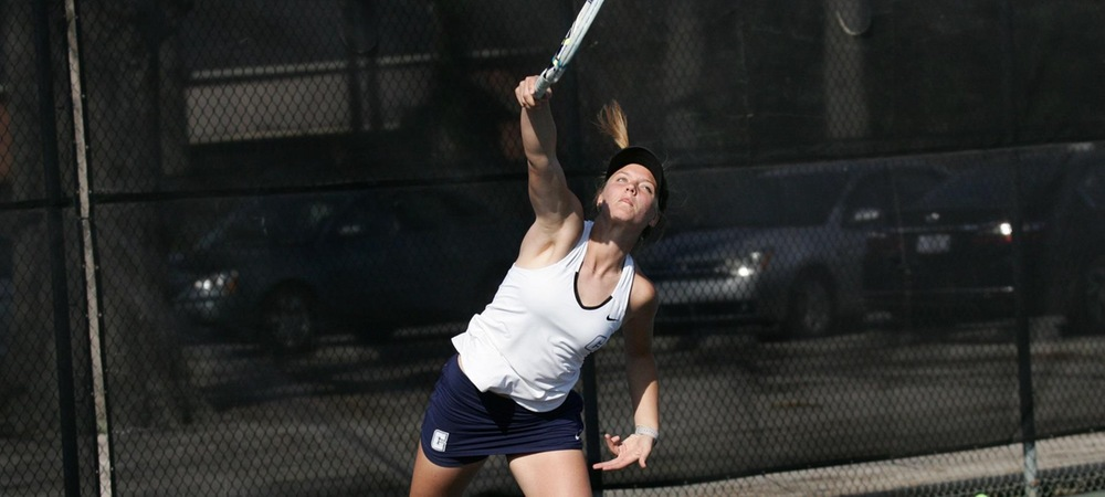 Women's Tennis Welcomes Mars Hill for Weekend Match
