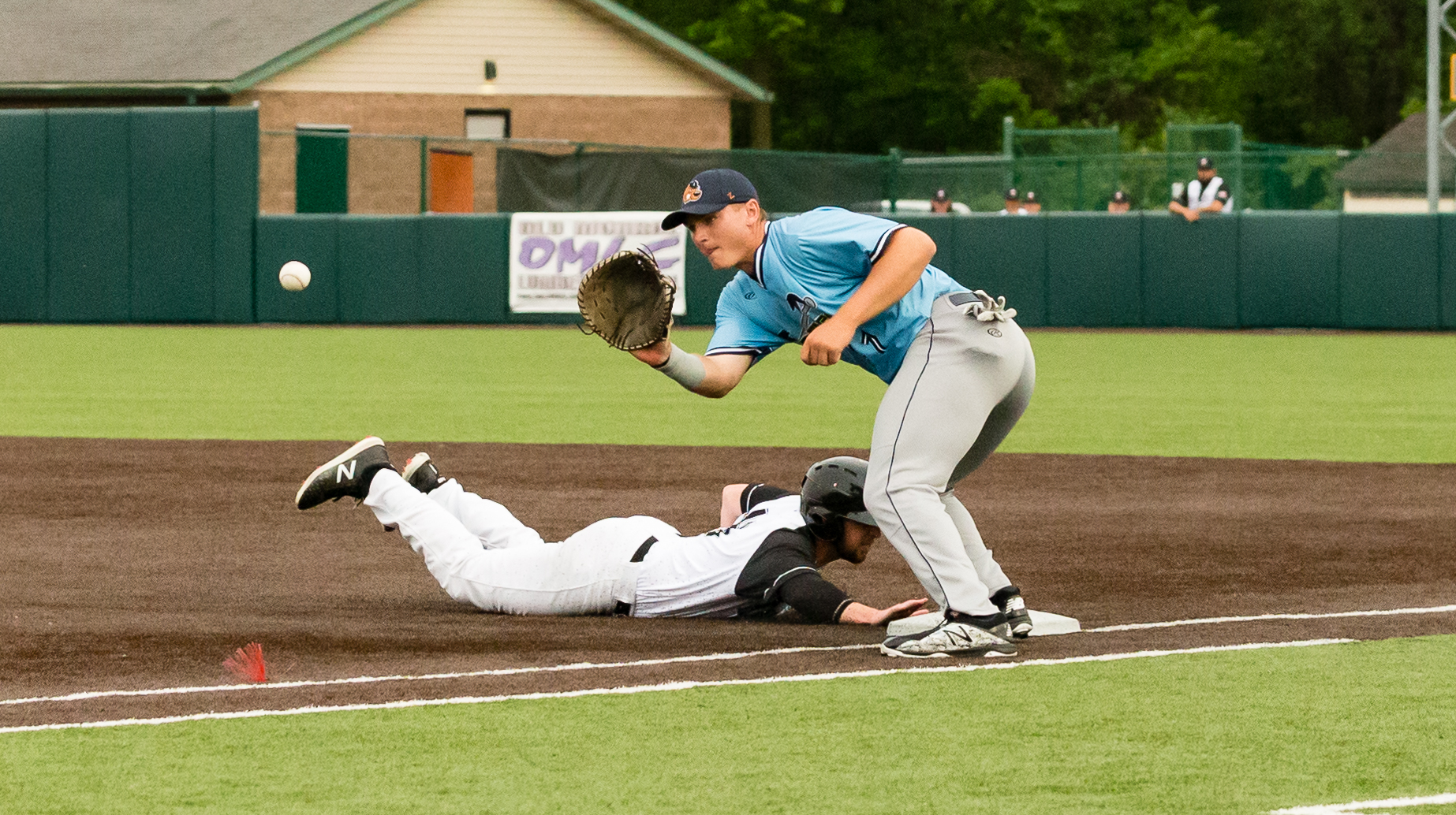 Rascals Split Doubleheader With Grizzlies