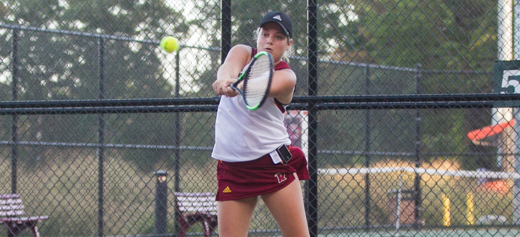 Women's Tennis Upended By JWU In GNAC Action