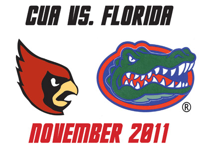 Cardinals to open 2011-12 season vs. Gators in Florida