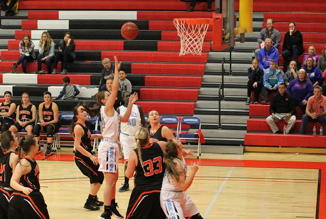 After tough loss, LRSC women cruise past McCook 87-74
