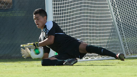 MEN'S SOCCER FALLS TO CSU BAKERSFIELD, 3-0, TO OPEN COPA DE CAUSEWAY