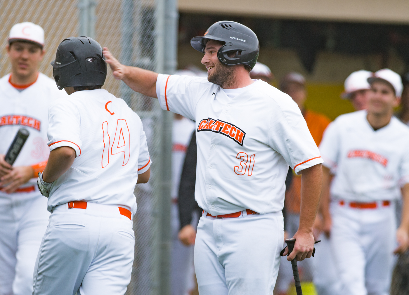 Caltech Takes Game 3, Series Against Bard