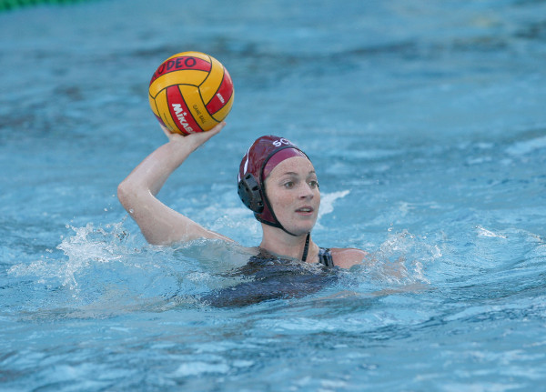 Taylor Harkins Shares Some Fun Moments About SCU Water Polo