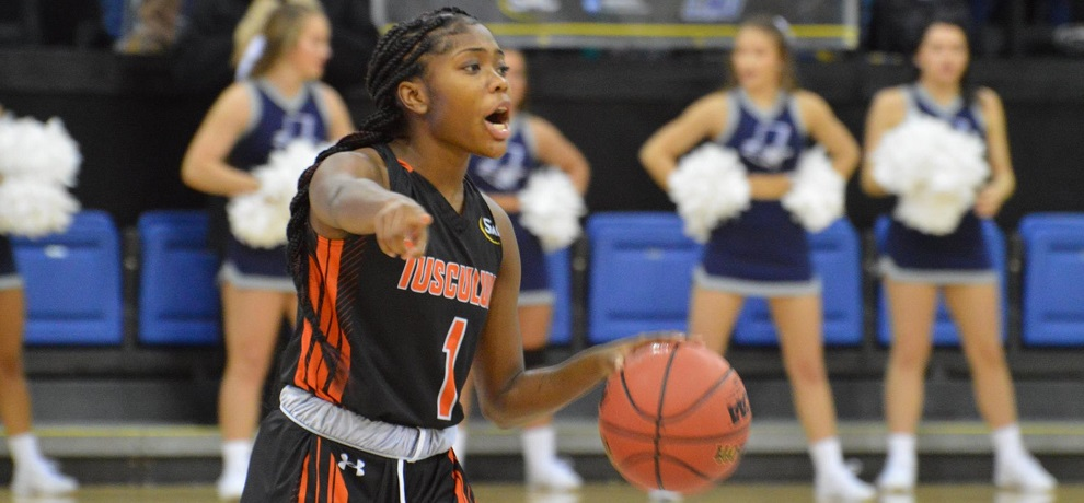 Pioneers open season with 55-46 win over Belmont Abbey