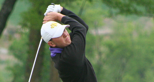 Heatherly tied for second, Golden Eagles fifth at OVC Championships
