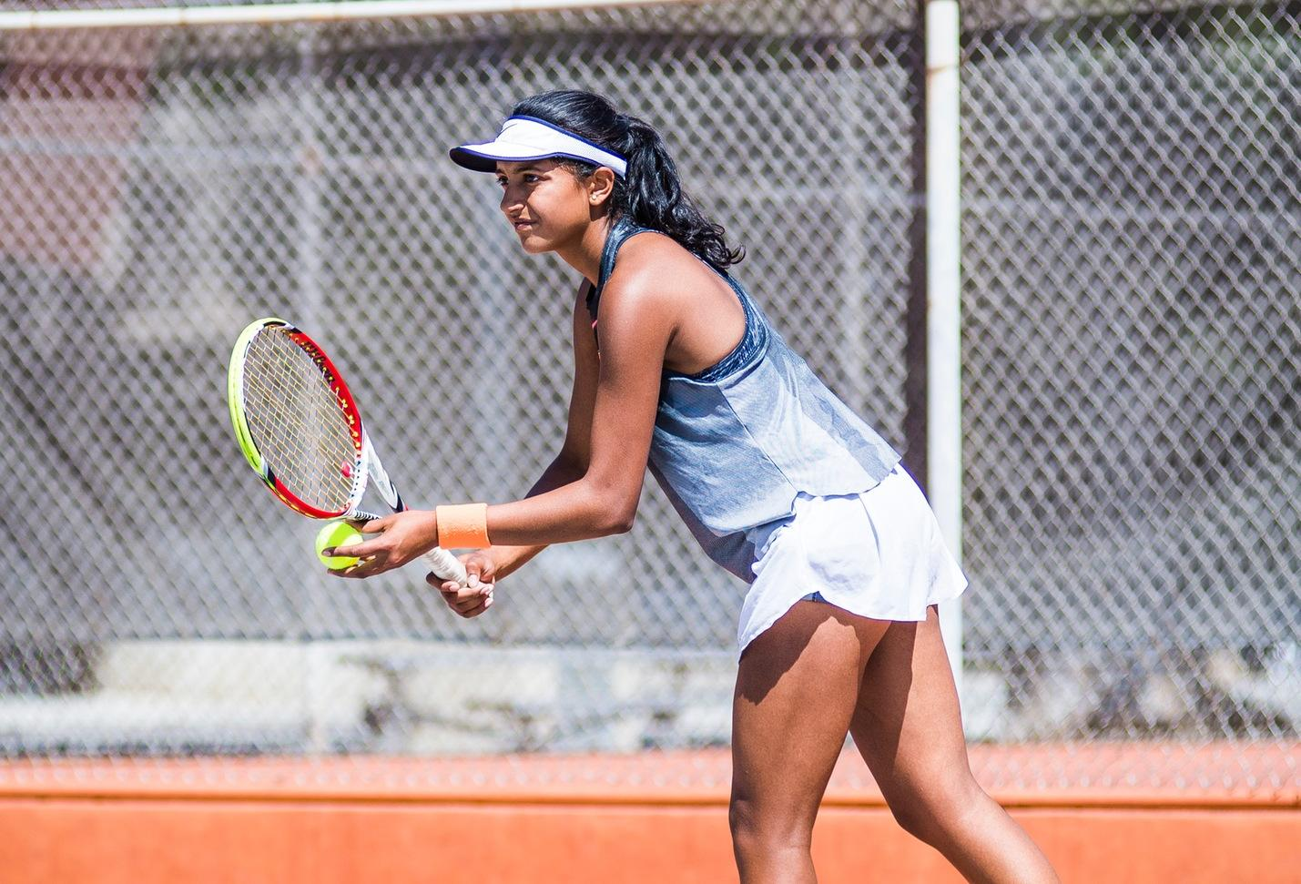 Women's Tennis Gets Clincher at Home Against No. 37 Redlands