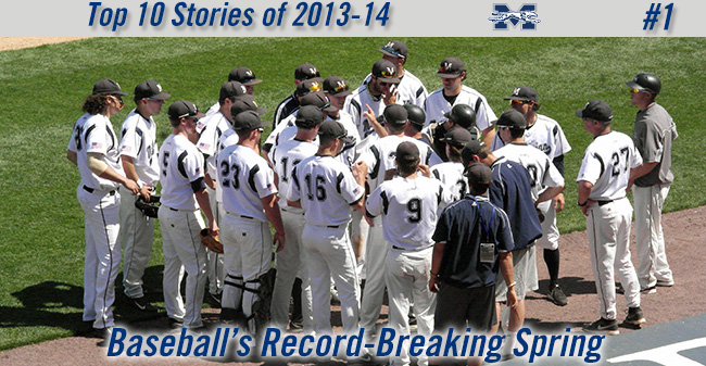 Top 10 Stories of 2013-14 - #1 Baseball's Record-Breaking Spring