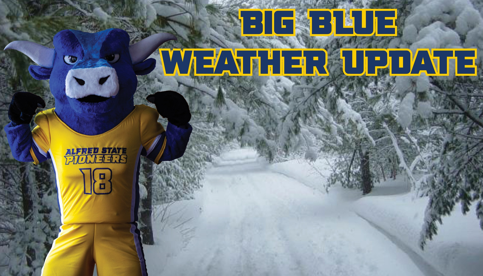 Big Blue Weather Update