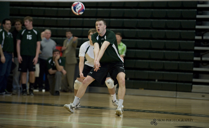 Mustangs Move Into Top 10 in AVCA Division III Men's Top 15 Coaches Poll