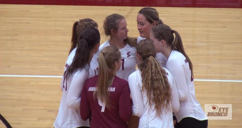 WATCH: Volleyball to Honor Senior Class Saturday