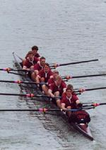 Crew Races Well at WCC Challenge